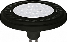 Лампа Nowodvorski 9343 ES111 LED LENS BLACK